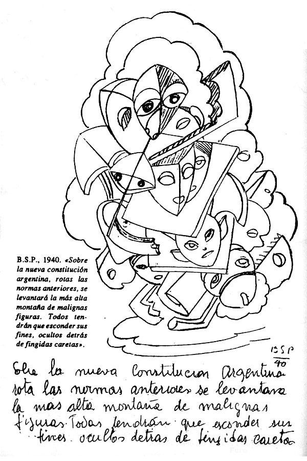 """PROFECIA: """"Pierrot gobernará antes que el orden llegue"""" (1938) - Página 17 Bsp-0003"""